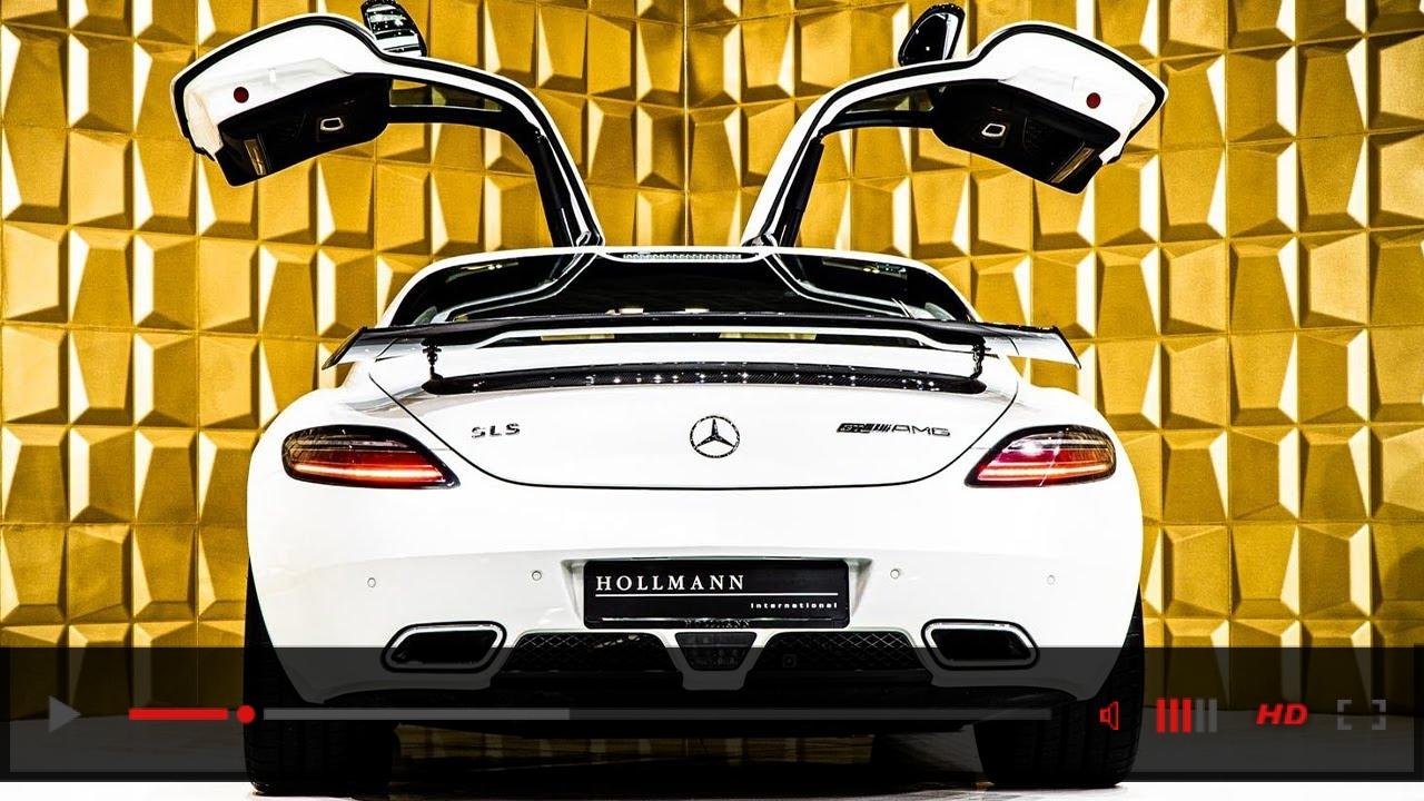 Mercedes-Benz SLS AMG GT Final Edition [Walkaround] 4K Video