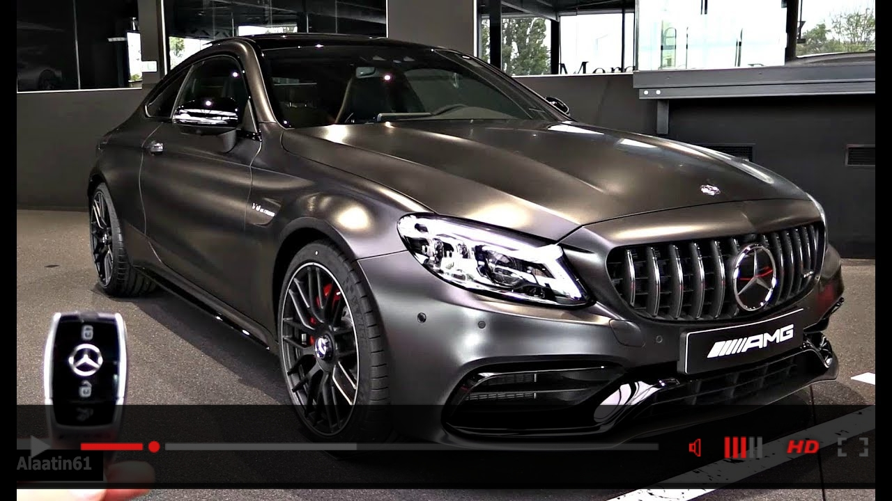 Mercedes C63 AMG Coupe 2020 NEW FULL Review Interior Exterior Infotainment