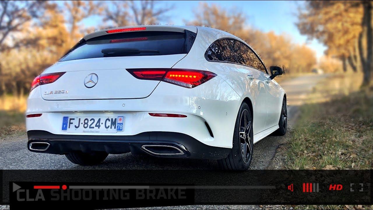 Mercedes CLA Shooting Brake AMG Line 2020