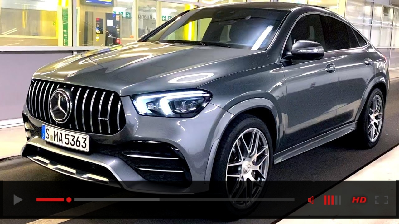 2020 Mercedes GLE Coupe AMG 63 Grill | GLE 53 BRUTAL Review Drive Sound Interior Infotainment