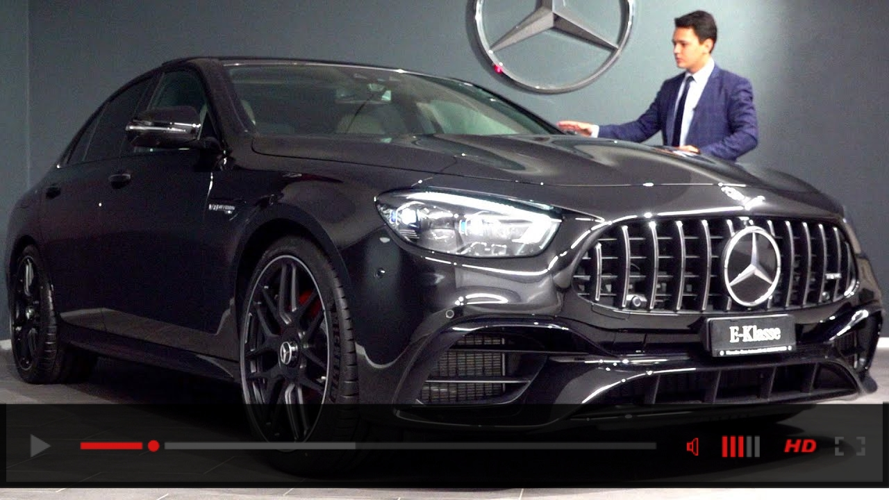 2021 Mercedes AMG E63 S - NEW E Class Full Review Sound Interior Exterior
