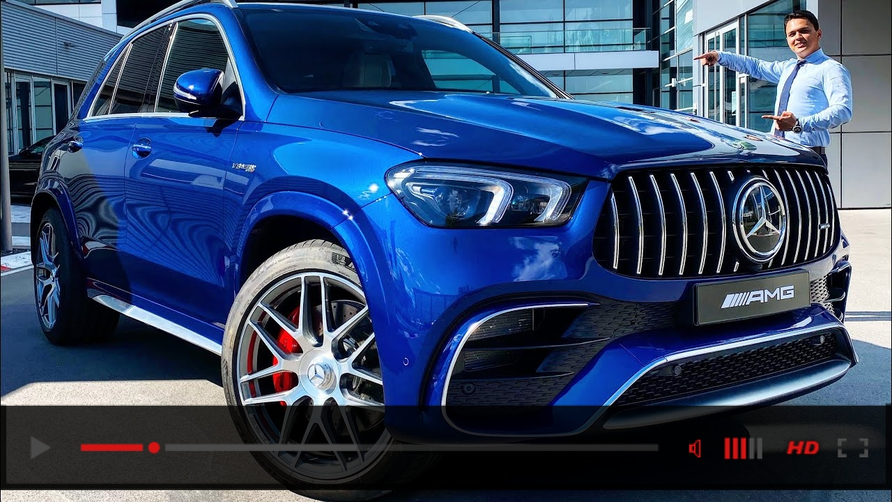 2021 Mercedes GLE AMG 63 | GLE 63 S BRUTAL Review Drive Sound Interior Infotainment