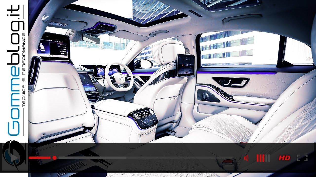 2021 Mercedes S-Class - INTERIOR