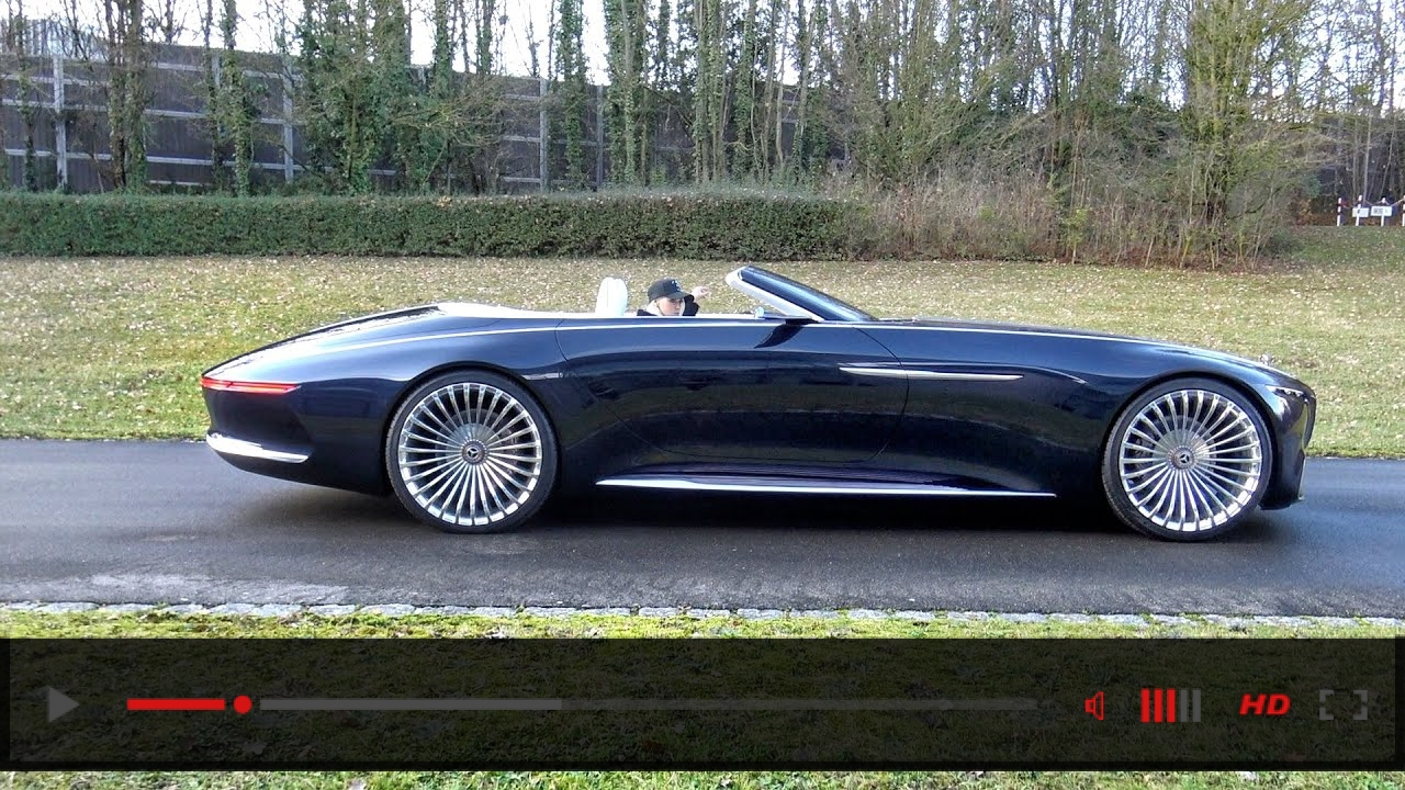 6 Meter Long Mercedes Maybach!