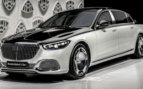 ALL NEW 2021 S-Class Maybach World Premiere!