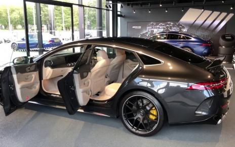Mercedes AMG GT 63 S 4-Door Coupe 4Matic