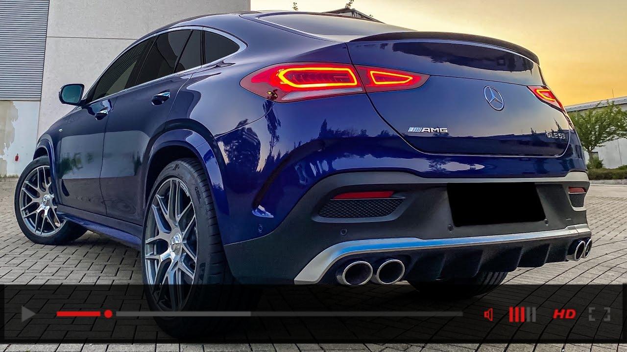 NEW 2020 AMG GLE53 COUPE! Soundcheck + Full Walkaround