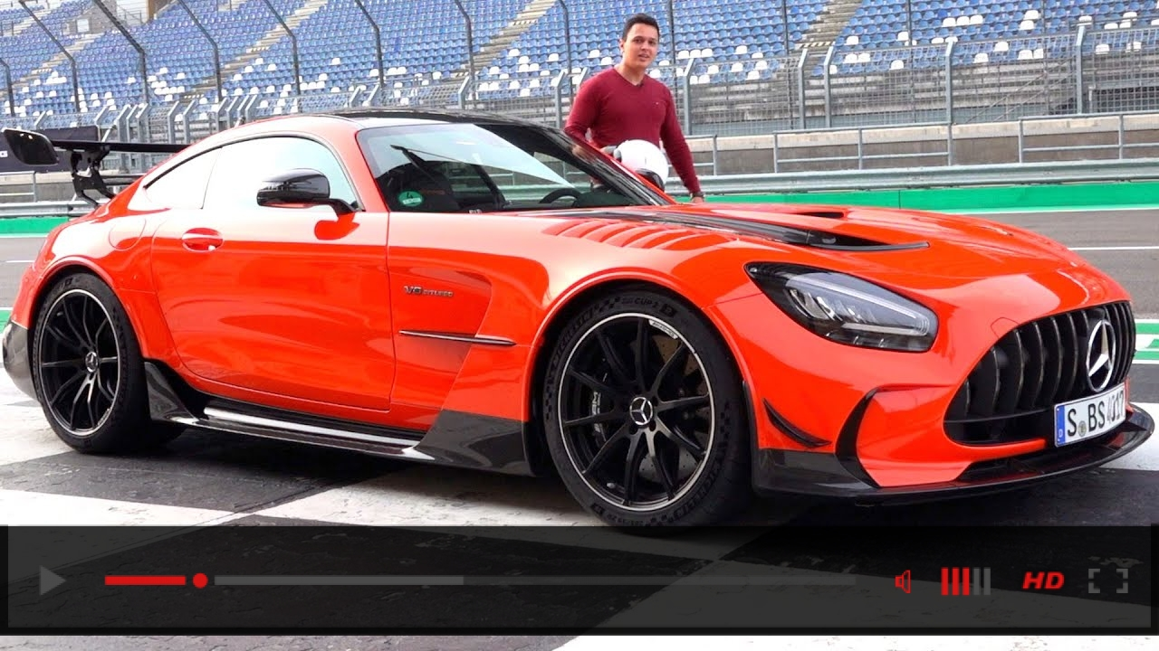 NEW Mercedes AMG GT Black Series | 2021 FULL Review Drive Sound Acceleration Interior Exterior