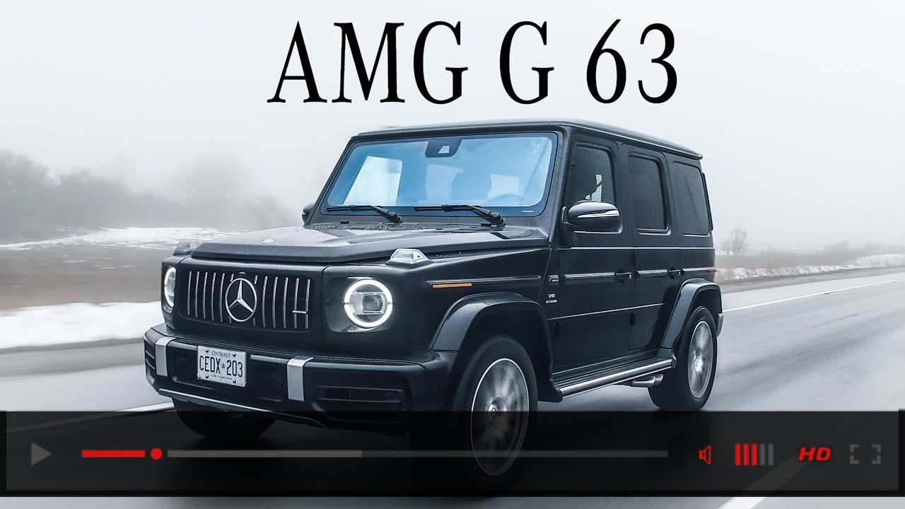 The 2020 Mercedes-AMG G63 is the Fastest G Wagen