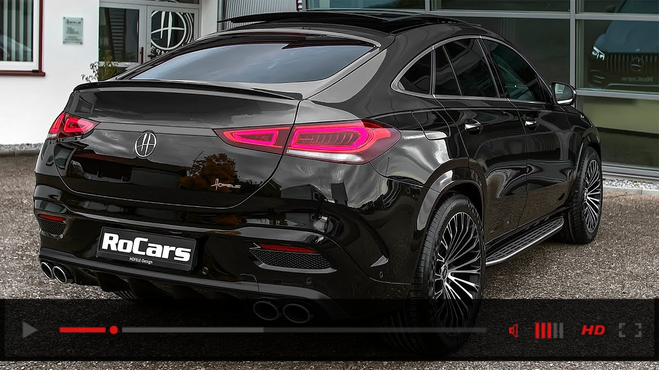 2021 Mercedes-AMG GLE 53 Coupe - New Stunning project from HOFELE Design