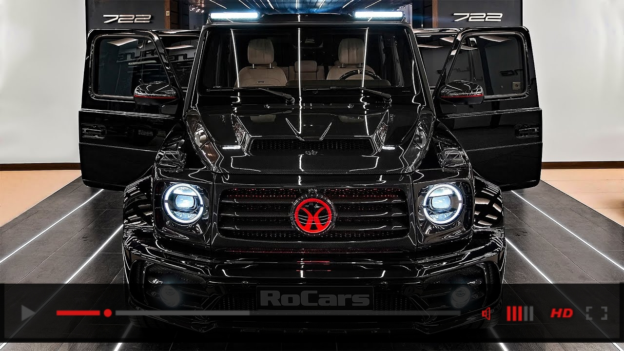 2021 Mercedes-AMG G 63 P720 - Ultra G-Class from MANSORY!