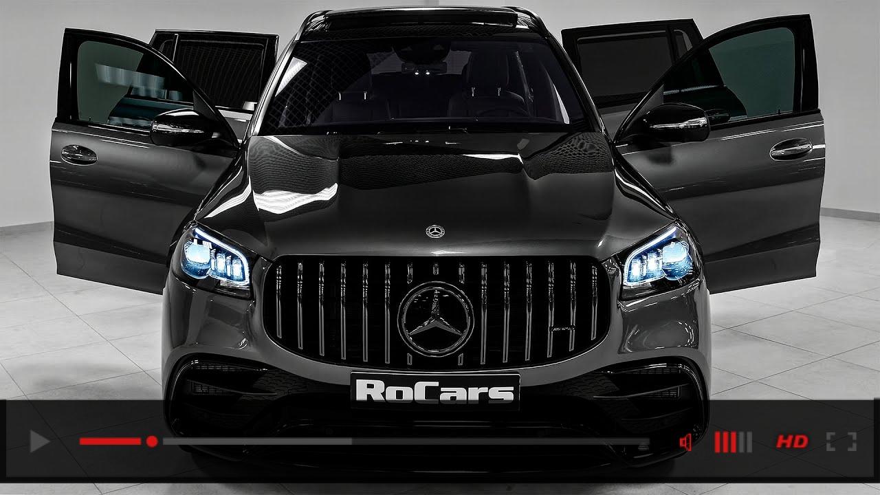 2021 Mercedes AMG GLS 63 - Wild Luxury SUV!