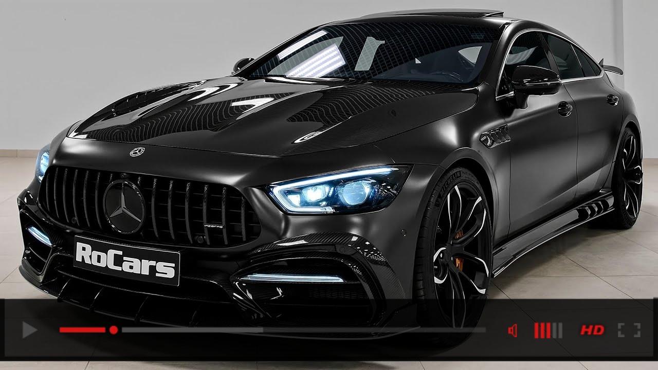 2021 Mercedes-AMG GT 63 S - Wild GT from TopCar Design!