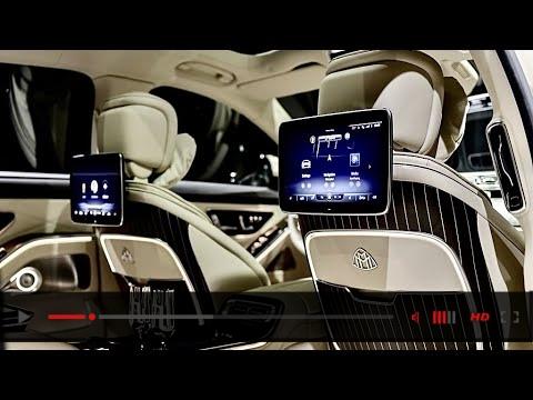 2022 MAYBACH S-CLASS - Inside The World's Most Luxurious Sedan Car