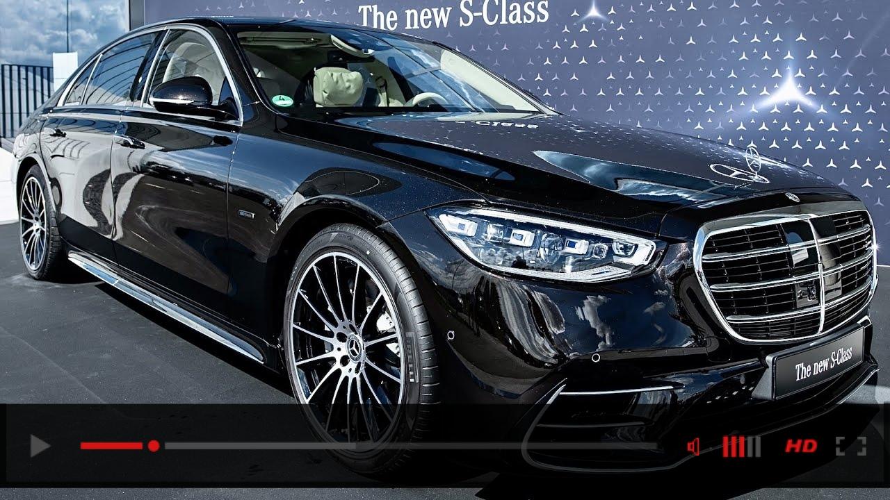 2022 Mercedes Benz S-Class FULL REVIEW - Luxury First Class Sedan