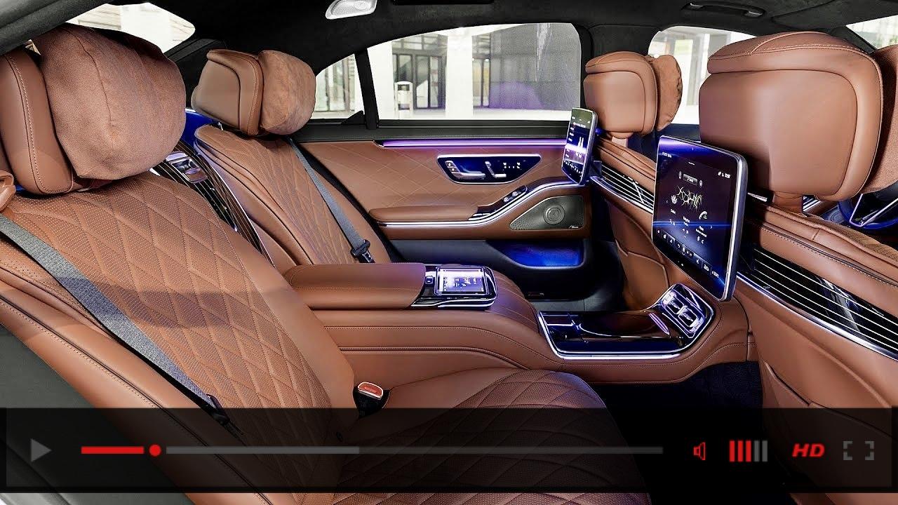 2022 Mercedes-Benz S-Class - World's Best Luxury Sedan