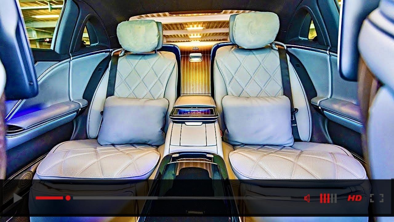 2022 Mercedes Maybach S Class - World's BEST Luxury Car