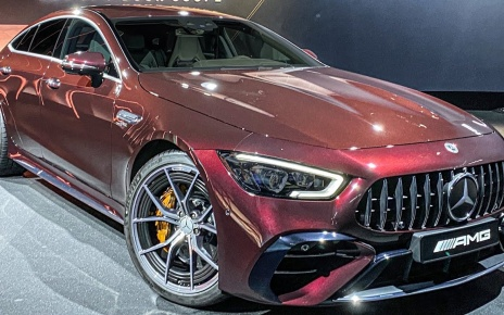2022 NEW AMG GT 4 Door FACELIFT! New GT53/63 Interior Wheels Exterior