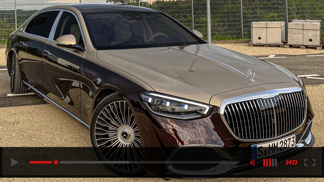 2022 NEW MAYBACH S-CLASS! The Most Luxurious S-CLASS! Interior Ambiente Walkaround S580