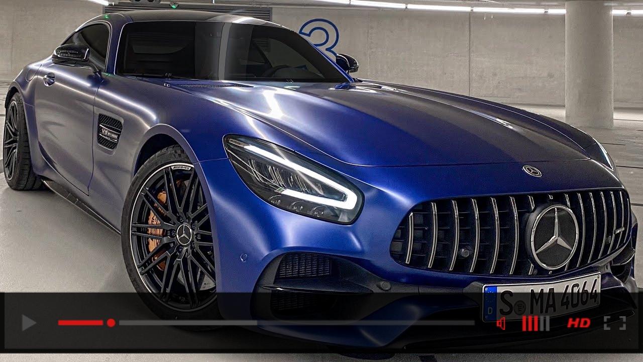Mercedes AMG GTC! The Last Gen V8 AMG GT?! +SOUNDCHECK