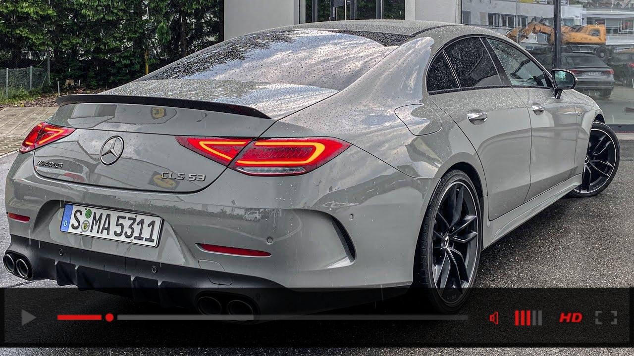 NEW 2022 CLS53 AMG FACELIFT! Interior & Exterior + SOUNDCHECK!