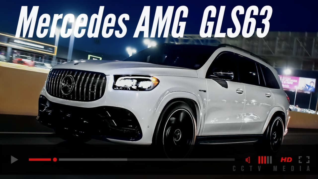 THE ULTIMATE SUV | Showcasing the Mercedes-AMG GLS63!