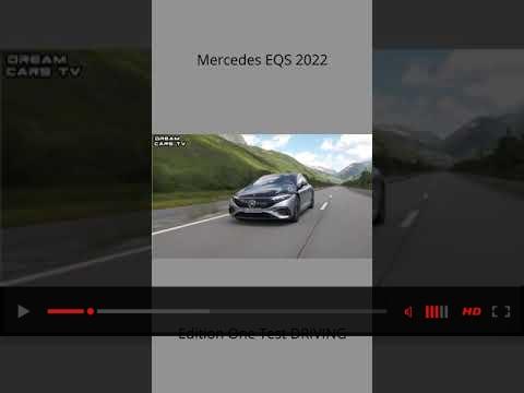 Mercedes EQS 2022 Edition One #short